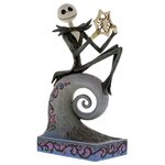 Disney Traditions Whats This Jack Skellington Figurine