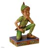 Disney Traditions Peter Pan Childhood Companion Figurine