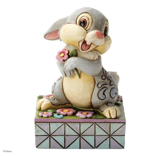 Disney Traditions Thumper Spring has Sprung Figurine