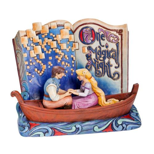 Disney Traditions One Magical Night Tangled Storybook