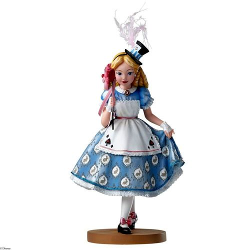 Disney Showcase Haute-Couture Alice in Wonderland Masquerade Figurine