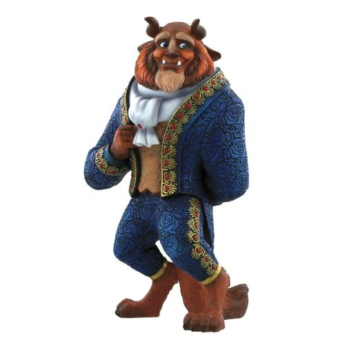 Disney Showcase Haute-Couture The Beast Figurine