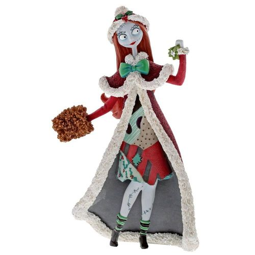 Disney Showcase Haute-Couture Christmas Sally Figurine