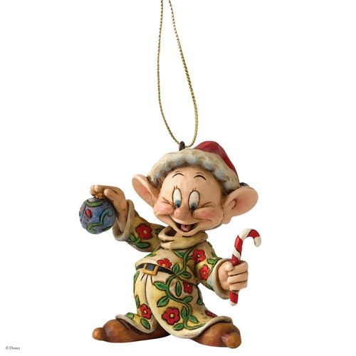 Disney Traditions Dopey Dwarf Christmas Tree Hanging Ornament