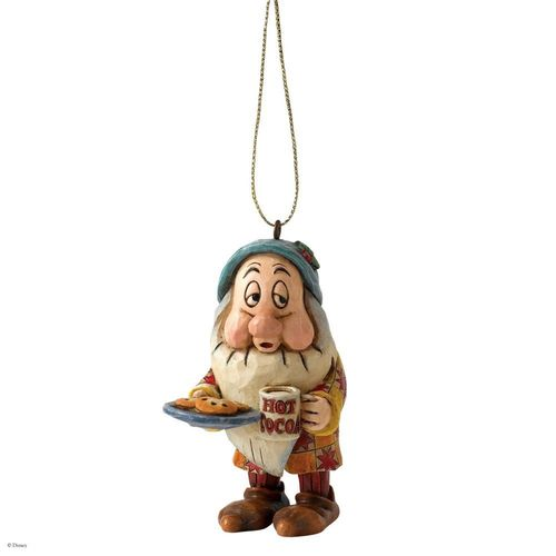 Disney Traditions Sleepy Dwarf Christmas Tree Hanging Ornament