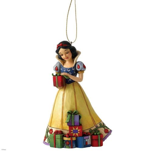 Disney Traditions Snow White Christmas Tree Hanging Ornament