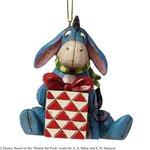 Disney Traditions Eeyore Christmas Tree Hanging Ornament