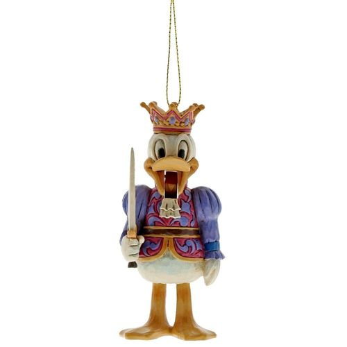 Disney Traditions Donald Duck Nutcracker Hanging Ornament