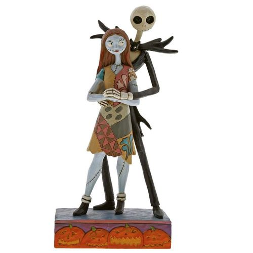 Disney Traditions Fated Romance Jack & Sally Figurine