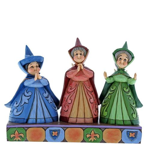 Disney Traditions Royal Guests Three Fairies