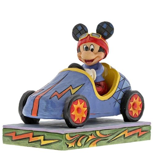 Disney Traditions Mickey takes the Lead Mickey Mouse Figurine
