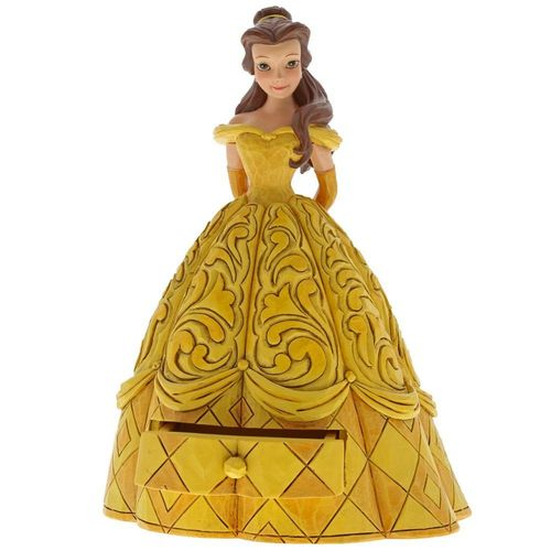 Disney Traditions Belle Treasure Keeper Figurine