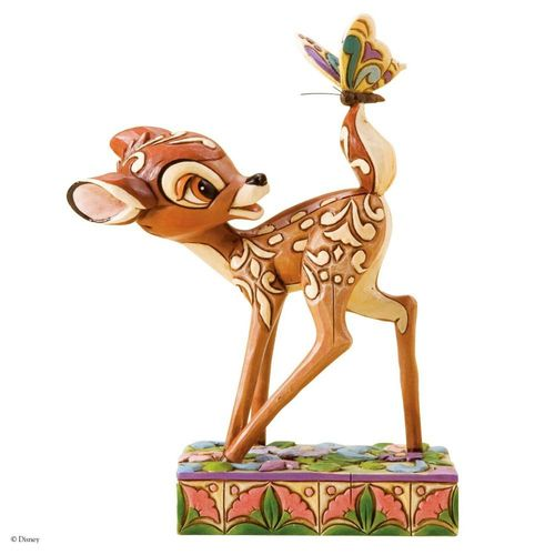 Disney Traditions Wonder of Spring Bambi Figurine
