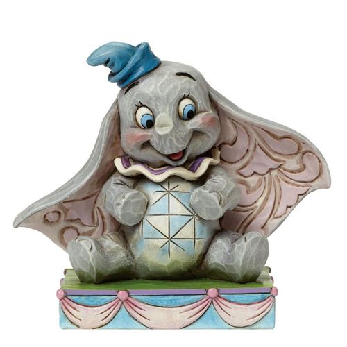 Disney Traditions Baby Mine Dumbo Figurine