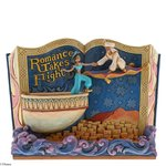 Disney Traditions Aladdin Romance Takes Flight Storybook