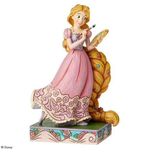 Disney Traditions Rapunzel Princess Passion Figurine