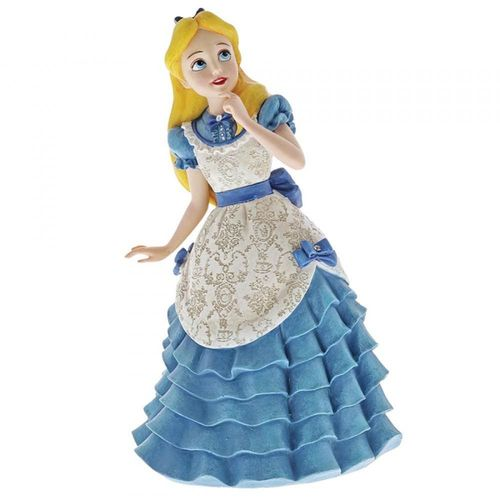 Disney Showcase Haute Couture Alice in Wonderland Figurine