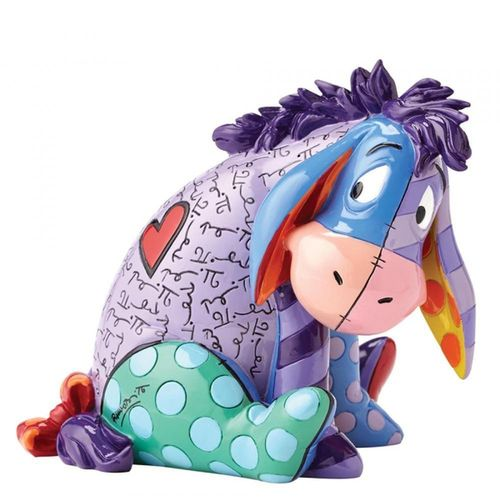 Disney Britto Eeyore Figurine