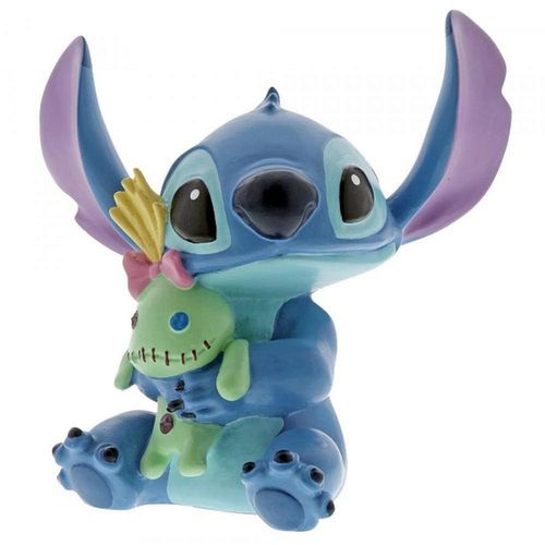 Disney Showcase Stitch Frog Doll Figurine