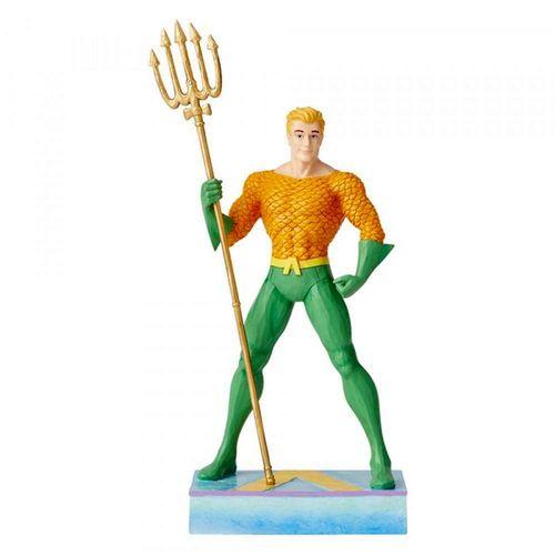 DC Comics by Jim Shore King of the Seven Seas Aquaman Silver Age Figurine