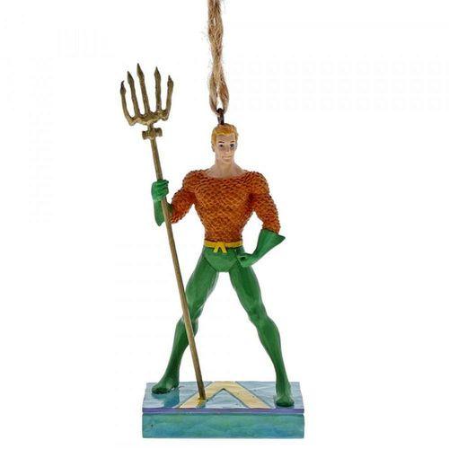 DC Comics by Jim Shore Aquaman™ Silver Age Hanging Ornament
