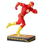 DC Comics by Jim Shore Scarlet Speedster The Flash Silver Age Figurine