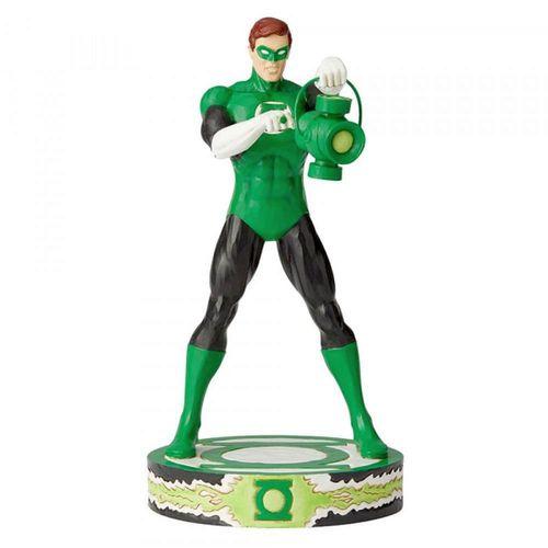 DC Comics by Jim Shore Emerald Gladiator Green Lantern Silver Age Figurine