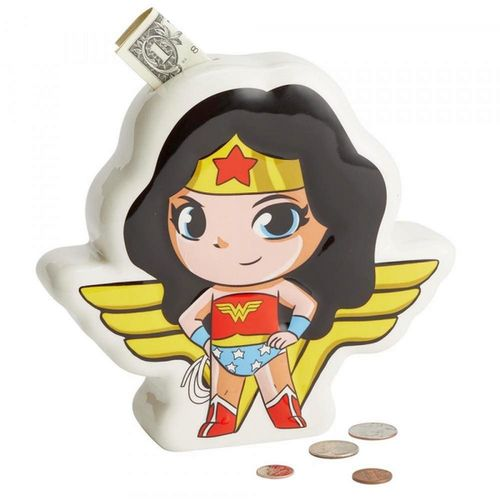 DC Comics Wonder Woman Money Bank
