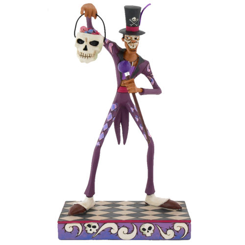 Disney Traditions Dr Facilier The Shadow Man Can Figurine