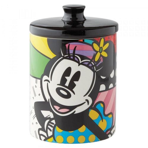 Disney By Britto Minnie Canister Cookie Jar Medium