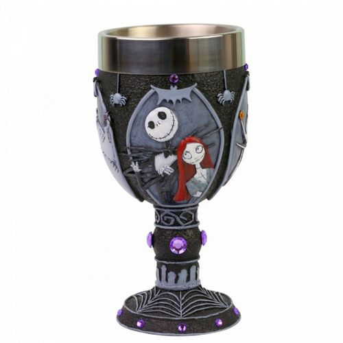 Disney Showcase Collection Nightmare Before Christmas Goblet