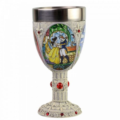 Disney Showcase Beauty and the Beast Goblet