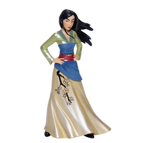 Disney Showcase Mulan Couture de Force Figurine