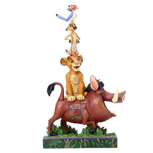 Disney Traditions Balance of Nature The Lion King Stacking Figurine