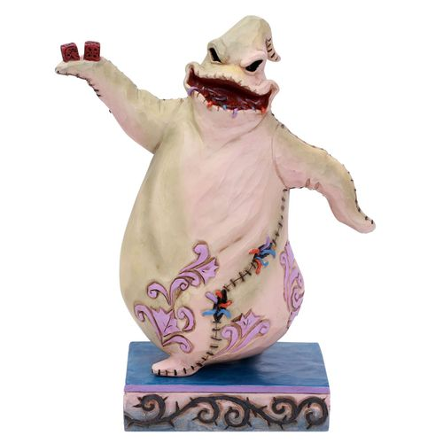 Disney Traditions Gambling Ghoul Oogie Boogie Figurine