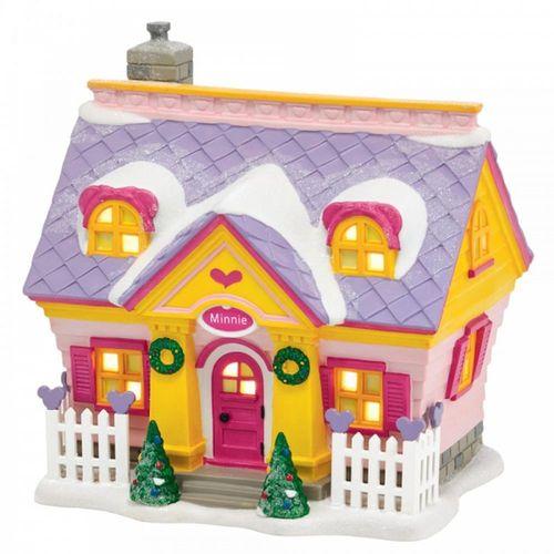 Disney Village By D56 Minnie's House