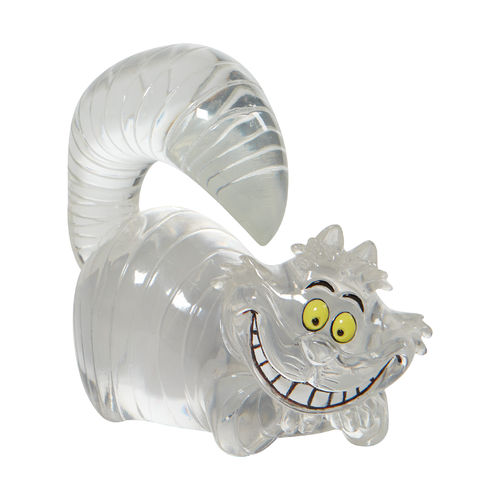 Disney Showcase Collection Clear Cheshire Cat Figurine