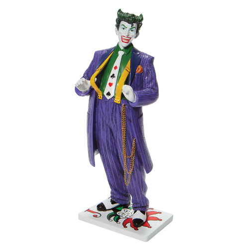 DC Showcase Collection The Joker Couture de Force Figurine