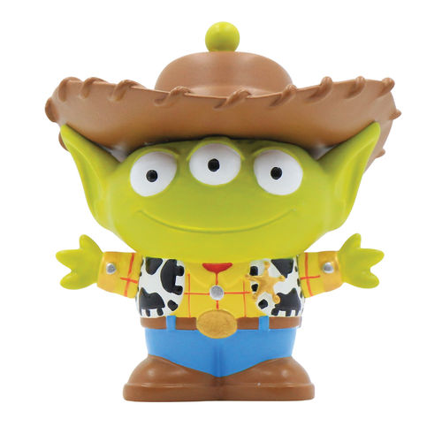 Disney Showcase Collection Toy Story Alien Woody Figurine