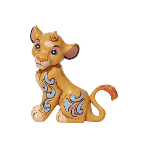 Disney Traditions Simba Mini Figurine