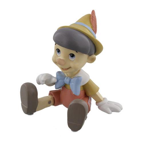 Disney Magical Moments Pinocchio Make a Wish Figurine