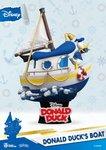 Beast Kingdom Disney Summer Series D-Stage PVC Diorama Donald Duck's Boat 15 cm