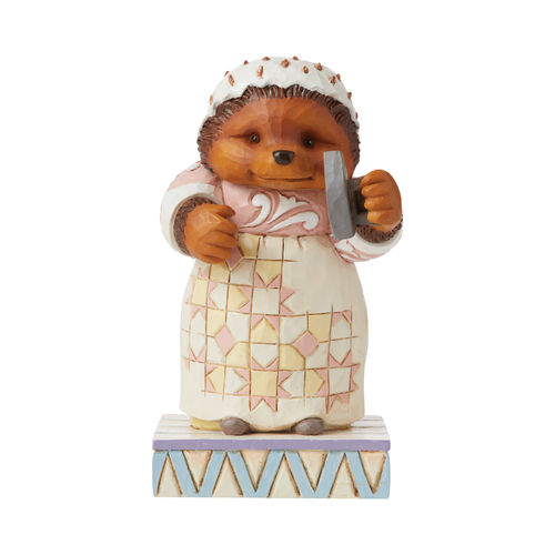 Beatrix Potter By Jim Shore Lily-white and Clean Oh! Mrs. Tiggy-Winkle Figurine